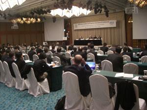 国際会議(Seoul IP)の様子