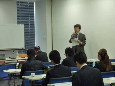セミナー(平成22年4月14日)写真2