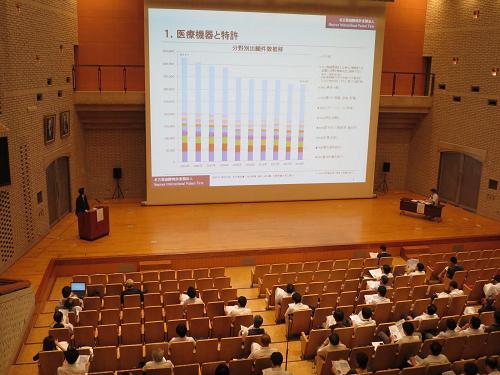 東京女子医科大学先端生命医科学研究所先端工学外科学分野主催セミナー