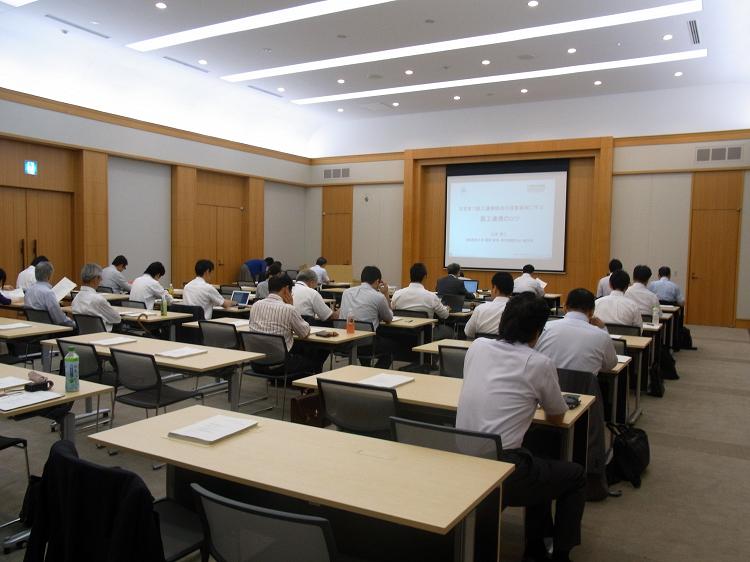 栃木県主催セミナー「医工連携促進支援事業(基礎編)」